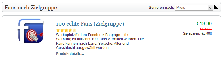 Fanslave Facebook Fans